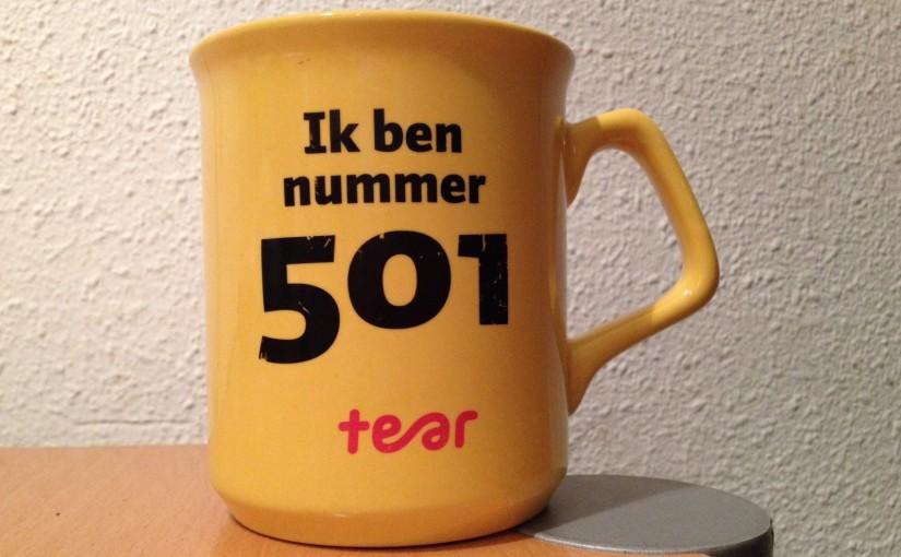 Ik ben nummer 501 – over gerechtigheid